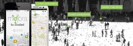 Mejora Tu Ciudad - Plataforma Smart City de participación ciudadana | #EducaciónSocial20 | Scoop.it