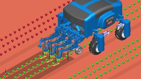 Anatis, la robotique au service de l'agroécologie | Chimie verte et agroécologie | Scoop.it
