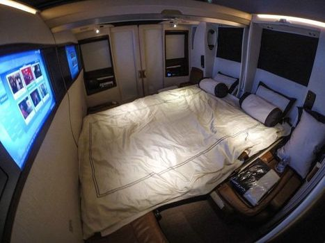 What It's like to Fly the $23,000 Singapore Airlines Suite Class   Travel Buzz   Scoop.it