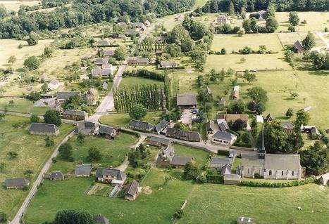 Photos aériennes de 1988 | Haute-Normandie | Scoop.it