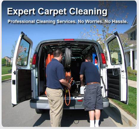 Complete carpet cleaning in Orland Park by experts | daveedhartley | Scoop.it