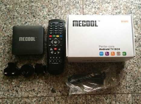 Mini Review of MECOOL BM8 TV Box with Android 6.0 and Kodi 17.0 | Embedded Systems News | Scoop.it