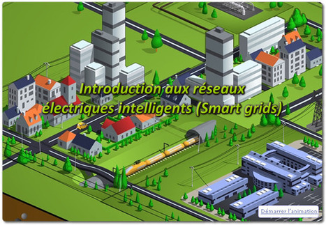 Les Smart grids en images | Ordenación del Territorio | Scoop.it