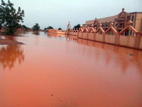 Inondations à Koudougou : participez à la cartographie de la ville pour prévenir les risques !   Koudougou solidaire   Scoop.it