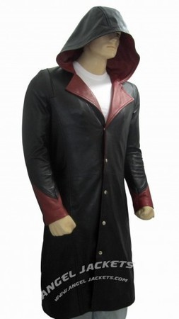 Devil May Cry Coat Long | DMC Game Dante Jacket | Black Friday & Cyber Monday Deals | Scoop.it