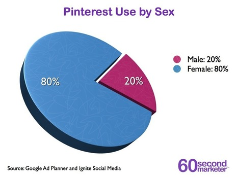 Demographic Data of Pinterest Users | On the Bullseye | Scoop.it