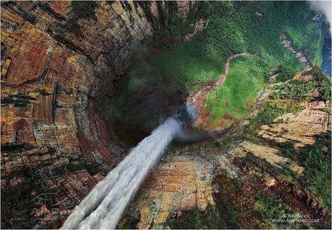 Breathtaking Aerial Panoramas Show the World Like You've Never Seen Before | Coffee Break Ezine | Scoop.it