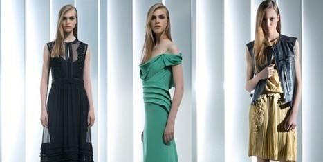Elegante e sofisticata: la Resort Collection 2014 di Alberta Ferretti - Sfilate | fashion and runway - sfilate e moda | Scoop.it
