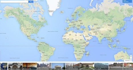 Nuevo Google Maps: Análisis a fondo | Google para e-mprendedores | Scoop.it