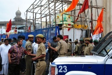 Police role in temple controversy? - Postnoon | Police Problems and Policy | Scoop.it