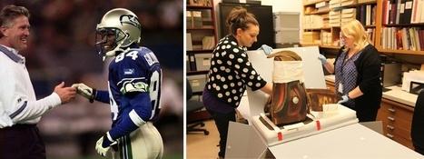 The Indigenous Art Behind the Seahawks' Helmet | Cultural Geography | Scoop.it