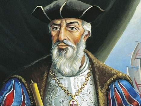 Vasco da Gama - Exploration - HISTORY.com | WMS European Explorers | Scoop.it