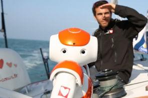 Le robot Nao franchit l'équateur | Bots and Drones | Scoop.it