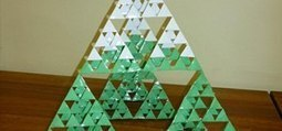 Math Craft - Mathematically Inspired Art Projects « Wonder How To | More Than Just Numbers | Scoop.it