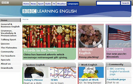 Andrew Imrie's English Teaching Blog: BBC Learning English Website | English Notebook | Scoop.it