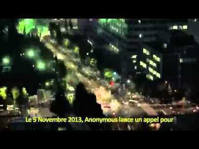 Anonymous : 5 novembre 2013, journée de désobéissance civile mondiale … | Immobilier | Scoop.it
