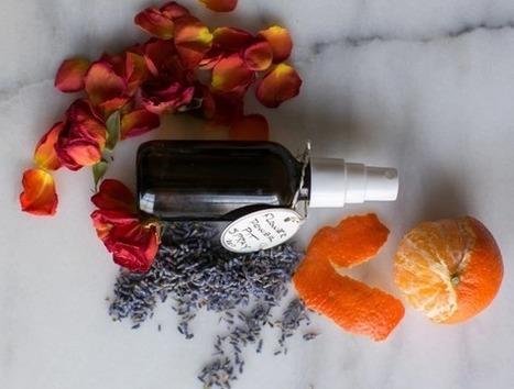 Cách chăm sóc da | Làm Đẹp Tự Nhiên: DIY: Cách làm xịt khử mùi cơ thể từ tinh dầu | Cách làm trắng da tự nhiên | Scoop.it