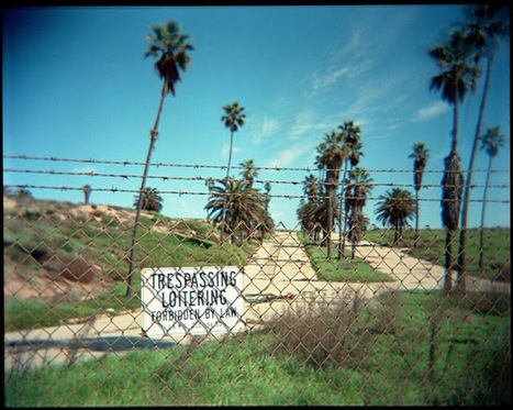 The Remains of a Hollywood Playground wiped off the Map   Hitchhiker   Scoop.it