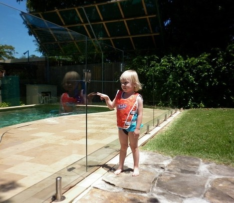 Glass Hinges: An Intelligent Option for Frameless Glass Pool Fencing | Polaris Hinge | Scoop.it