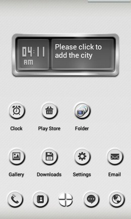 NEXT Launcher Minimal Buttons v1.1 | ApkLife-Android Apps Games Themes | Android Applications And Games | Scoop.it