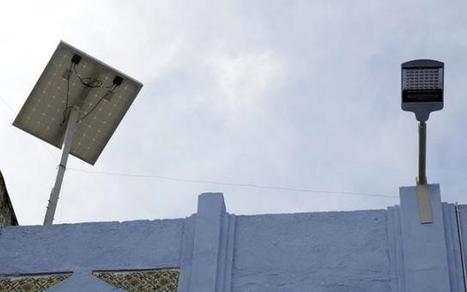 México: colocan primer punto verde para cargar energía de paneles solares | Las Personas y el Medio Ambiente. | Scoop.it