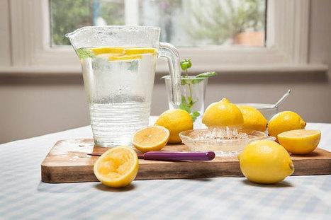 20 Reasons You Should Drink Lemon Water in the Morning   LibertyE Global Renaissance   Scoop.it