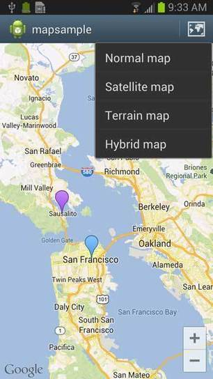 Code by Brian | Google Maps for Android v2 sample | Technology World | Scoop.it