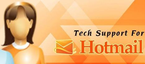 Hotmail Support: Contact Hotmail Tech Support @ 1-855-383-7242   Hotmail Support   Scoop.it