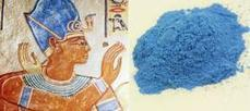 Egyptian Blue – The Oldest Known Artificial Pigment | Aladin-Fazel | Scoop.it