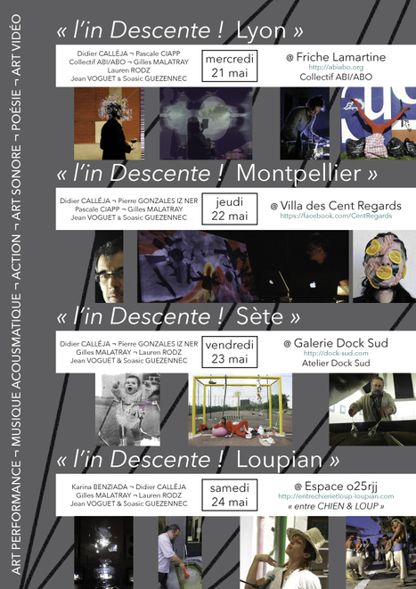 Soon !  «  l'in Descente ! » | Jean VOGUET | Scoop.it