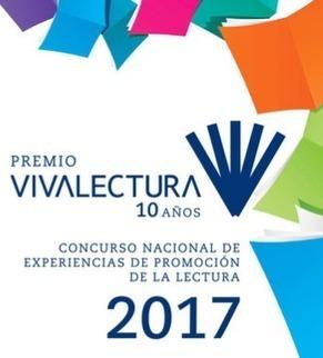 Abrió la inscripción al Premio Vivalectura 2017 | De aquì, de allà y de otras partes... | Scoop.it