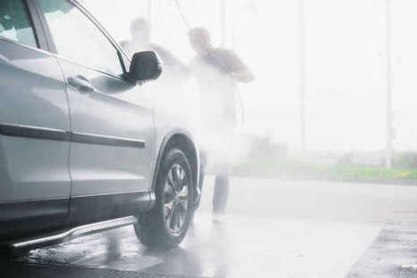 Complete Car Cleaning & Detailing with Wand Wash Calgary | Know about Your Car Wash Services in Calgary from Happy Bays | Scoop.it