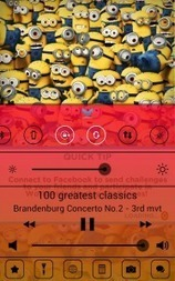iOS7 Control Center Clone for Android | World news | Scoop.it