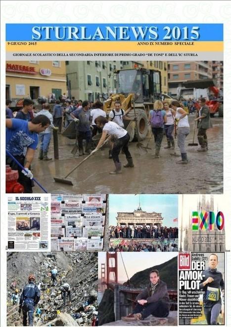 """Presentato SturlaNews2015 nell\'Aula Magna del Gaslini   """"Scuola oggi""""   Scoop.it"""