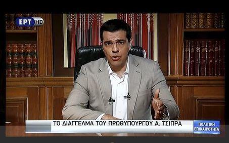 Les banques grecques fermées jusqu'au 6juillet | Union Européenne, une construction dans la tourmente | Scoop.it