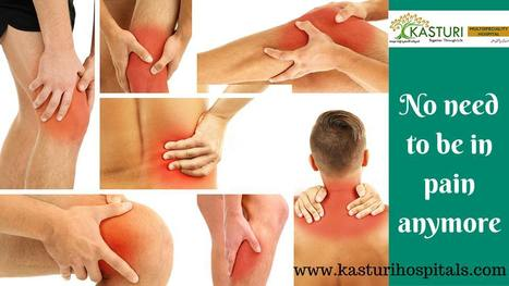 Joint Pain Treatment | Best Orthopedic Treatment, Secunderabad, Telangana | Scoop.it