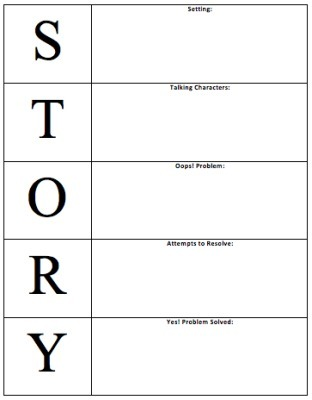 Learning Fiction Text Structure withS.T.O.R.Y! | English education | Scoop.it