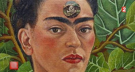 Frida Kahlo : ses autoportraits à Paris   fle et art   Scoop.it