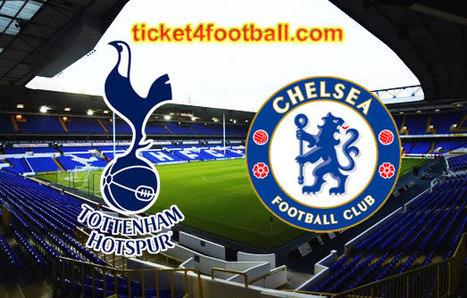 Tottenham Hotspur FC Tickets - Tottenham Hotspur FC - Chelsea Tickets   Football Ticket   Scoop.it