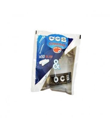 Ocb Combibag Cartine Nere + Filtri Slim | Promozioni Fumatori | Scoop.it