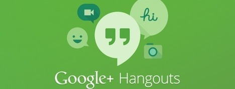 4 Ways to Enhance Your Class with Google Hangouts | Todoele: Herramientas y aplicaciones para ELE | Scoop.it