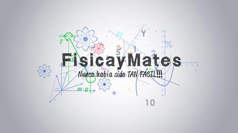 FisicayMates : Videotutoriales de matemáticas y física: Google+ | Recursos para el aula | Scoop.it