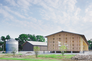 Mason Lane Farm Operations Facility | sustainable architecture | Scoop.it