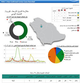 Saudi MOH Reports 1 MERS-CoV Case | MERS-CoV | Scoop.it