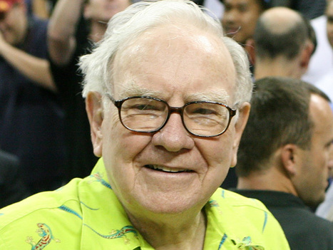 WARREN BUFFETT TELLS GROVER NORQUIST: Here's The Thing You Don't Get About Business And Taxes | Business Matters that Matter | Scoop.it