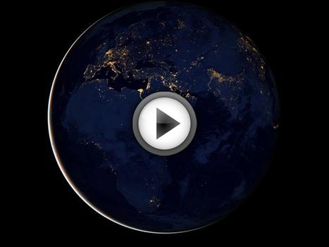La NASA dévoile des photos extraordinaires de la Terre | Geek or not ? | Scoop.it