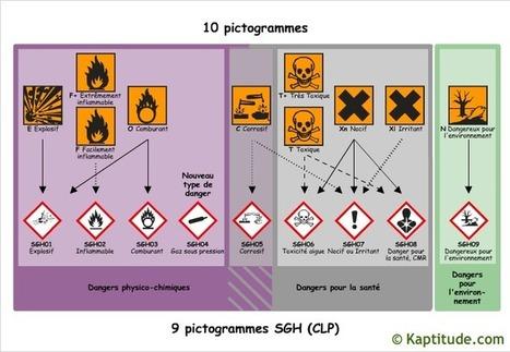 Risques Chimiques » Les nouveaux pictogrammes | SAFETY MANAGEMENT - SECURITY MANAGEMENT - SECURITE AU TRAVAIL | Scoop.it
