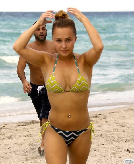 Best Of Pinterest Images: Hayden Panettiere Bikini Pictures | Hot Celebrities | Scoop.it