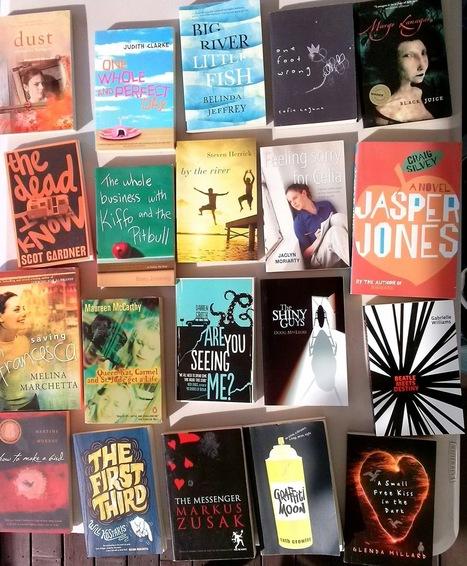 Tristan Bancks | Australian Children's & Teen Author | Kids' & YA Books: Top ten books | Boys and Reading | Scoop.it