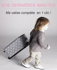 Ma première valise - la valise de naissance prête pour le jour J - Ma Première Valise | Grossesse | Scoop.it